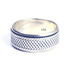 Zilveren ring  0044