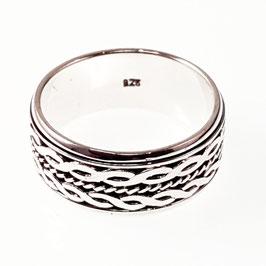 Zilveren ring  0051