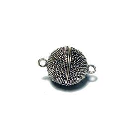 Magneetslot zilver zkm-022