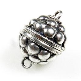 Zilveren magneetslot zkm-003