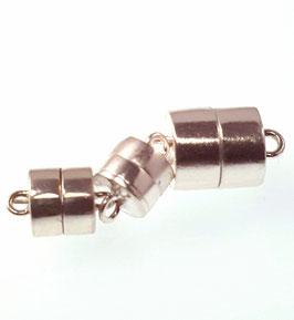 Magneetslot zilver zkm-026