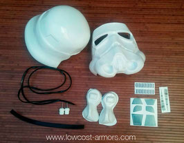 Kit casco Storm Soldier