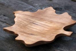 Ahornschale aus Holz