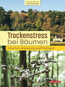 Andreas Roloff: Trockenstress bei Bäumen: Ursachen, Anpassung und Strategien