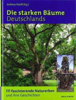 Andreas Roloff: Die starken Bäume Deutschlands:   111 faszinierende Naturerben und ihre Geschichten