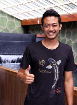 Koi T-Shirt Aragoke