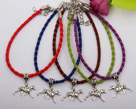 Dalmatian bracelet / Dalmatiër armband
