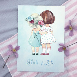 Namensbild Roberta & Lotta