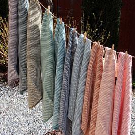 Handtücher von Solwang Dänemark mit neuem Muster