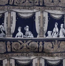 Palchi teatro - tessuto Fornasetti