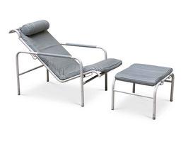 Genni chaise longue Mucchi Zanotta