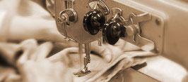 Rivestimento e restauro due poltrone Vintage Gigi Radice