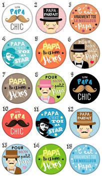 """Coupe-ongles """"Papa II"""""""