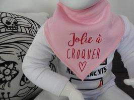 """Anti-bavouille """"Jolie à croquer"""""""