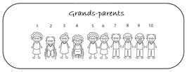 "Personnages ""Grands-parents"""