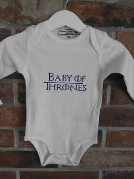"Body ""Baby of Thrones"""