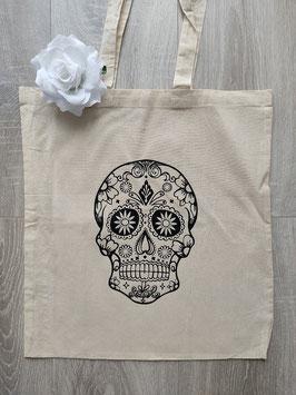 "Tote bag ""Skull"""