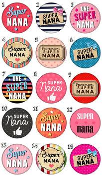 """Porte-clefs """"Nana"""""""