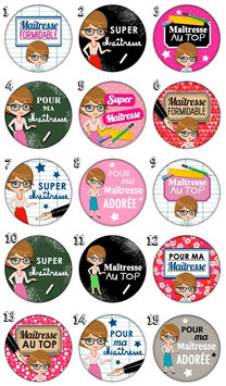 "Coupe-ongles ""Maîtresse I"""