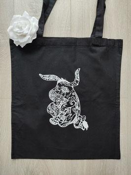 """Tote bag """"Bourriquet"""""""