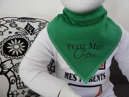 "Anti-bavouille ""Petit mec chou"""