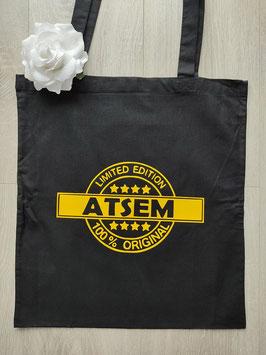 """Tote bag """"ATSEM"""""""