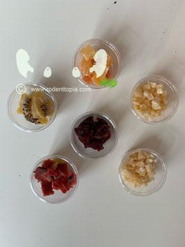 Proefpakketjes Fruit