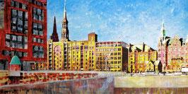Speicherstadtfront