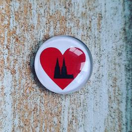 Dom im roten Herz
