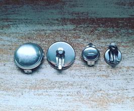 Edelstahl Clips 12 mm, 20 mm (Paar)