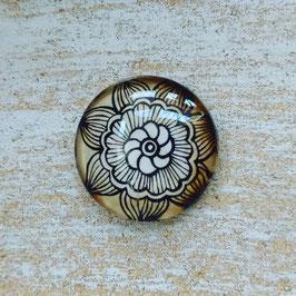 Blume beige