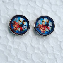 12 mm Metall Paw Patrol