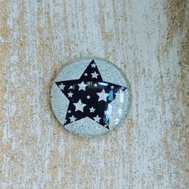 Stern schwarz