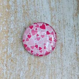 Herz pink/rosa Lebensbaum