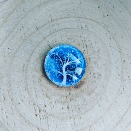 Lebensbaum blau