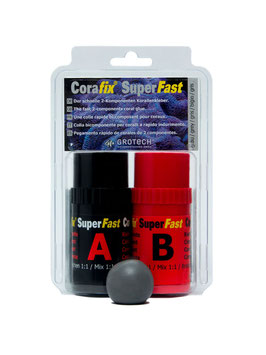 GroTech CoraFix SuperFast grau - 240 g