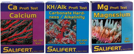 Salifert Test Kit KH/CA/MG