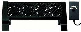 GroTech Cool Breeze 4-fach Lüfter - regelbar
