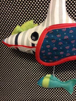 Spieluhr Fisch Eugen