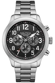 Orologio Multifunzione Uomo Nautica Ncc 001 NAI18508G