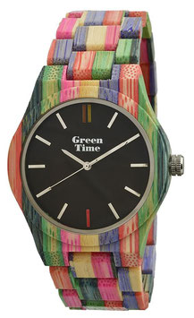 OROLOGIO GREEN TIME BY ZZERO CRAZY ZW067A