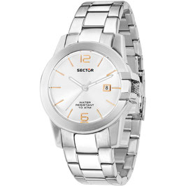 OROLOGIO DONNA SECTOR TEMPO E DATA 480 R3253597503
