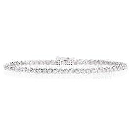 Bracciale Recarlo Tennis Oro e diamanti 18kt Recarlo XD295/055