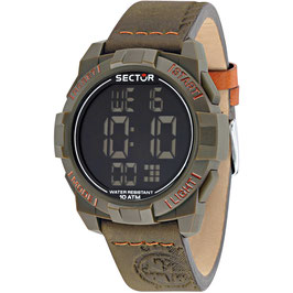 Orologio Digitale Uomo Sector STREET DIGITAL R3251172051