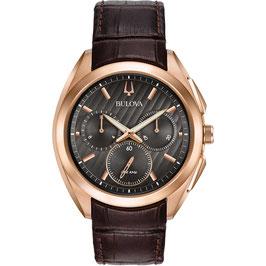 Orologio cronografo uomo Bulova Progressive Dress Curv 97A124