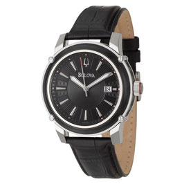 Orologio Bulova uomo Round Stainless Steel 44mm Watch 98B160