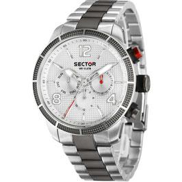 Orologio Multifunzione Uomo Sector 850 R3253575006