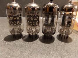 Philips Miniwatt ECC83 12AX7