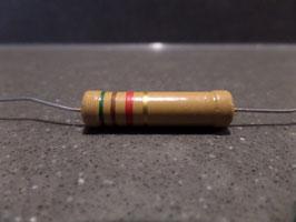 Resista/Rosenthal vintage carbon resistors