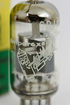 Amperex 'Bugle Boy' 6DJ8 ECC88 6922